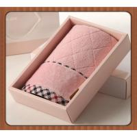 high qualitycustomized promotions super soft 100% cotton gift towels