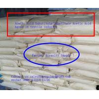 Buy cheap A new bioacid that replaces glacial acetic acid/a new substitute chemical for printing and dyeing auxiliary product