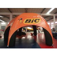 China Waterproof Inflatable Event Tent  Outdoor Games For Big Party / Advertising / Wedding on sale