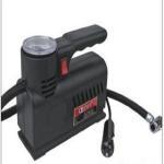 Buy cheap Dc12v Plastic Vehicle Air Compressors , Black Shock Portable Air Pump Yf632 product