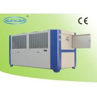 Buy cheap Low Noise Industrial Air Cooled Water Chiller With Screw Compressor product