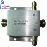 Buy cheap 3 way power divider /splitter for signal Repeater/Amplifier/Booster product