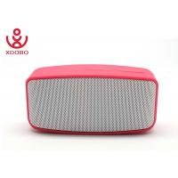 Buy cheap High End Mini Mobile Travel Promotional Bluetooth Speaker with ABS Case / TF Card / Aud product