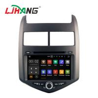 Buy cheap 8 Inch Touch Screen Chevrolet Car DVD Player PX3 4core CPU Bluetooth Supported product