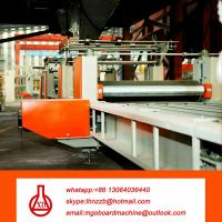 Buy cheap Partition Wall Panel Construction Material Making Machinery For Dampproof Board from Wholesalers