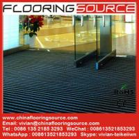Buy cheap Aluminum Heavy Duty Floor Mat for Building High Traffic Entrance Areas product