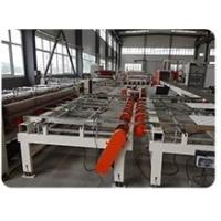 China Cement Wall Panel And Mgo Insulation Wall Sandwich Panel Making Machine Custom Color on sale