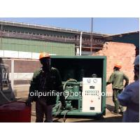 Buy cheap Transformer Oil Processing Plant,Mobile Transformer Oil Vacuum Oil Purifier onsite training Project product