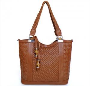 Buy cheap Lady Style Modish Design Real Leather Handbag Shoulder Bag #2461 product