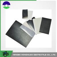 Buy cheap 2.00mm Waterproof HDPE Geomembrane Liner Black For Mining Liners product
