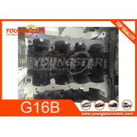 Buy cheap G16b Suzuki Aluminium Cylinder Block 1.6l 16v For Vitara / Baleno Engine product