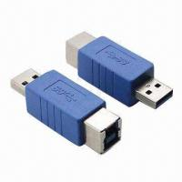 Buy cheap USB 3.0 Connectors, Connects with A Male to A Male, Made of PVC from wholesalers