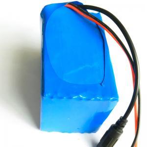 Buy cheap Custom 14.4Wh 12 V 12000mAh 18650 Battery Pack product