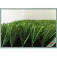 Buy cheap Abrasion Resistant Soccer Artificial Grass Fake Grass Lawns For School Playground product