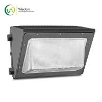 Buy cheap Outdoor Decorative Wall Pack Lighting , 70W Commercial Exterior Wall Lighting Fixtures 8210 Lumens product