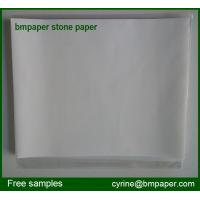 Quality Good quality stone paper for sale