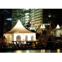 China Unique Features Outdoor Gazebo Tent  Custom Tent Canopy Fabric 4m * 4m on sale