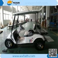 Buy cheap Solar Powered and Electric Powered Golf Cart for Sale product