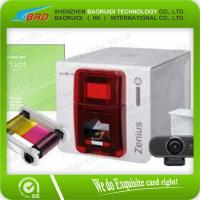 China Zenius + Card Printer credit card making machine on sale