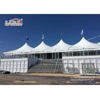 Quality Events Outoor Clear Span Tents Aluminum Frame With Solid Walls for sale