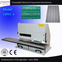 Quality PCB Separator For Automotive Electronics Industry With Steel Linear Blades for sale