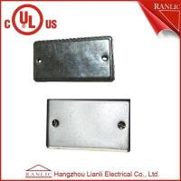 Outdoor Rectangular Electrical Outlet Box Covers Weatherproof With UL Listed