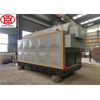 Buy cheap 500kg/H Steam Capacity Small Wood Steam Boiler For Paper Making Production Line product