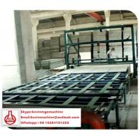 Buy cheap Building Wall Polyurethane Sandwich Panel Production Line High Automatic Degree product