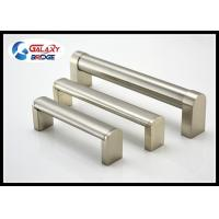 Stainless Kitchen Cabinet Handles And Knobs 192mm T Bar Modern Decoration  LongHandles