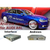 Buy cheap 2010-2015 AUDI Android Navigation System Video Interface Car Navigation Box With Play Store from Wholesalers