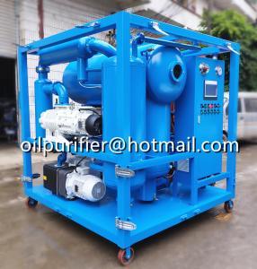 Buy cheap transformer oil filtration machine specifications,transformer oil purification machine, Fr3 Oil Purifier Manufacturer product