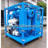 Buy cheap Used Transformer Oil Regenerator, Waste Oil Processing Equipment for Transformer Maintenance and repair, oil Management product