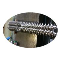 Buy cheap High Performance 38CrMoAlA Extruder Machine Parts Hardness More Than 950HV product
