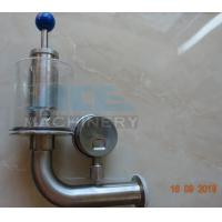 Buy cheap Brewery Fermenter Tank Stainless Steel Safety Pressure Relief Bunging Valve  Pressure Relief Vacuum Valves product