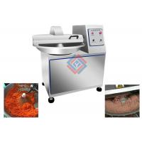 China Electric Meat Bowl Cutter High Speed Vegetable Chopper Machine on sale