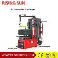 China Super automatic touchless used automotive tire changer for garage on sale