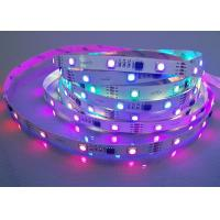 Quality Dream Color WS2818 IC Magic RGB LED Strip Light 5M SMD 5050 150LEDs 7.2W / M for sale