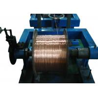 Buy cheap Corrosion Resistant 21% CCS Inner Conductor ,  CATV Coaxial Cable Inner Conductor product