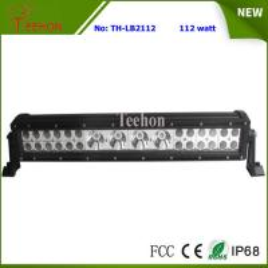 Buy cheap 112 Watt 21.5 Inch Hybrid Beam LED off-Road Light Bar for Motorsport Vehicle product