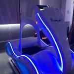 Buy cheap Cinema Virtual Snow Ski Simulator Color Leke Sledge Exciting Game product