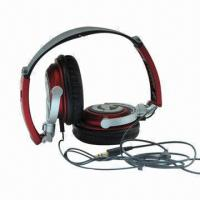 Buy cheap New Foldable Headphones with 20Hz-20KHz FR/25mW Rated Power/3.5mm Plug product