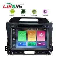 Buy cheap KIA Sportage 8.0 Android Car DVD Player With GPS Stereo Radios Maps product