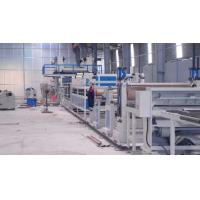 1Tons - 1.2Tons Aluminum Composite Panel Machine CE Co - Extrusion With 4 Extruders