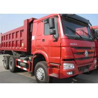 Buy cheap ZZ3257M3857A Heavy Duty Dump Truck EURO 2 290HP All Drive 6x6 25 Ton Tipper from wholesalers