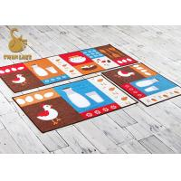 Buy cheap Conference Guestroom Living Room Floor Rugs With Pvc Dots Backing Comfortable product
