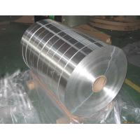 Buy cheap Alloy Aluminum Strip Roll Thickness 0.2-0.4mm For GLS Lamps / Tube Lights product