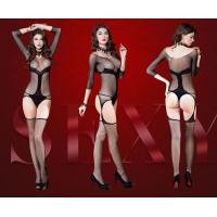 Buy cheap Sexy lady nice transparency net fashion night dress wholesale women underwears product