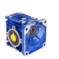 Buy cheap Worm Shaft Mounted RV Reducer , Worm Reducer Gearbox Standard Port Size product