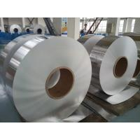 Buy cheap High Strength Thin Aluminum Strip Width Min 8mm Anti Rust Heat Preservation product