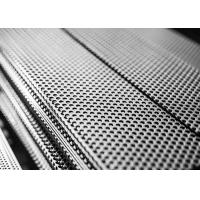 Buy cheap Honeycomb 316 Stainless Steel Mesh Sheet Food Grade 0.5-1.5m Width product